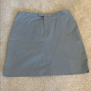 Banana Republic Blue/ Gray Skirt Size 6